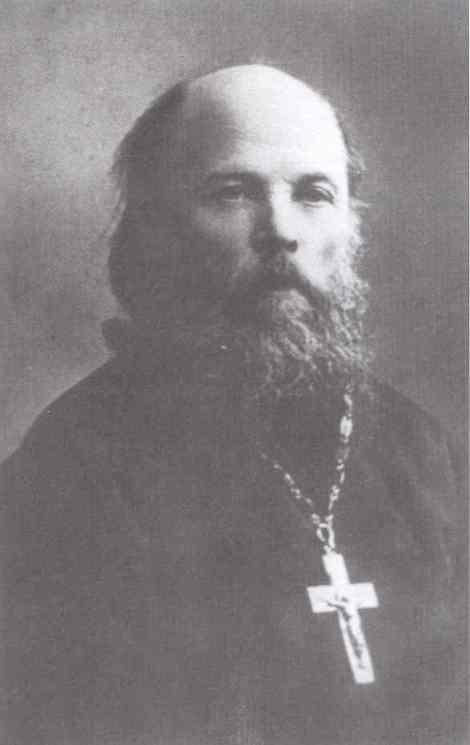9. Cuv Alexie Meciov, protopop in Rusia (1923) (foto 1)