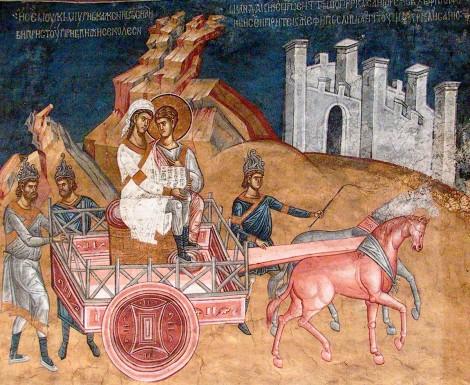 Sf Ap Filip, ep Traliei, Asia 2 dimpreuna cu famenul pe care il aduse la dreapta credinta
