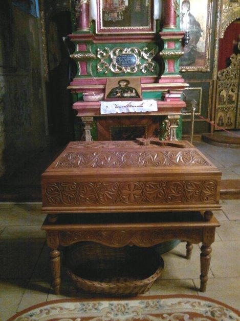 2. Sf Cuv Anghelina, sotia lui Stefan, despotul Serbiei 12 sf moaste