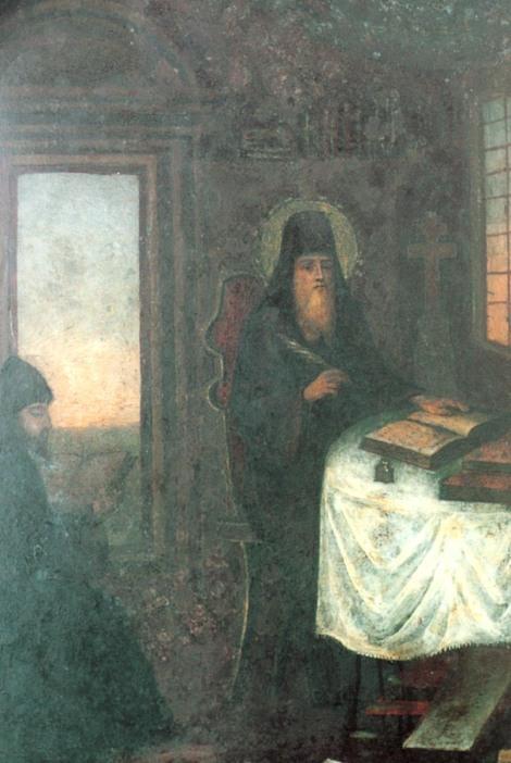 Sf Cuv Nestor Cronicarul de la Lavra Pesterilor din Kiev, Ucraina 8