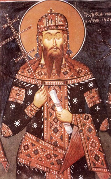 Sf Stefan Uros, tarul Serbiei 1.1