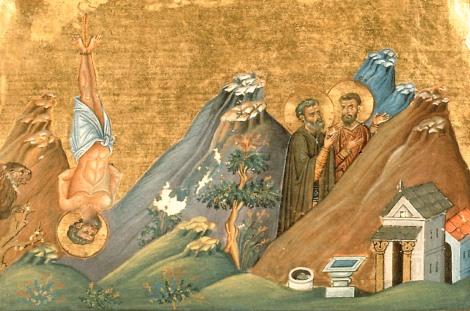 Sf Zosima Monahul si Atanasie Comentarisiul 1.1