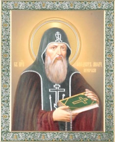 Sf Cuv Teodor cel Tacut de la Lavra Pesterilor din Kiev, Ucraina 2.1