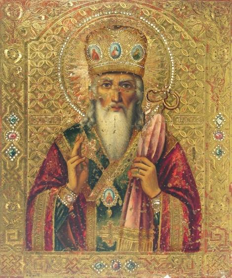 Sf Ier Ermoghen, patriarhul Moscovei 18.1 Ier Gurie, arhiepiscopul Kazanului