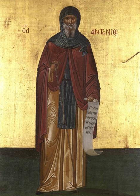 Sf Cuv Antonie cel Mare (17 ianuarie) 2.1