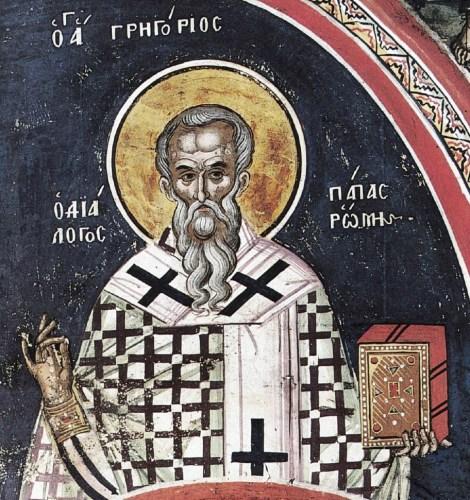 Sf Ier Grigorie Dialogul, episcopul Romei, Italia 1