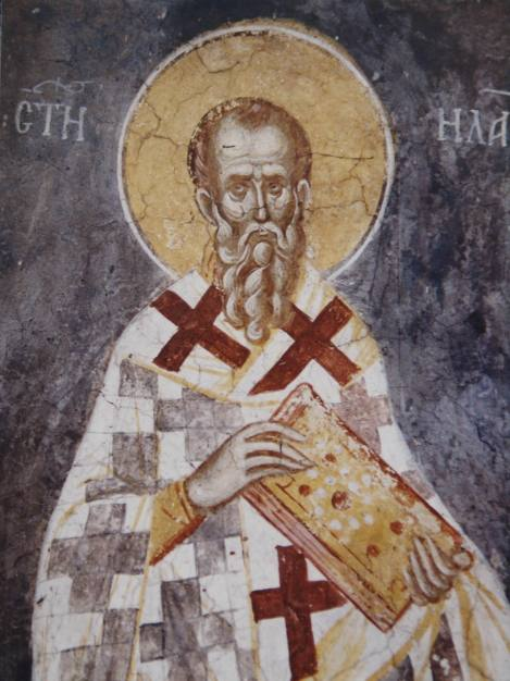 Sf Ier Grigorie Dialogul, episcopul Romei, Italia 10