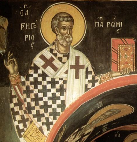 Sf Ier Grigorie Dialogul, episcopul Romei, Italia 2