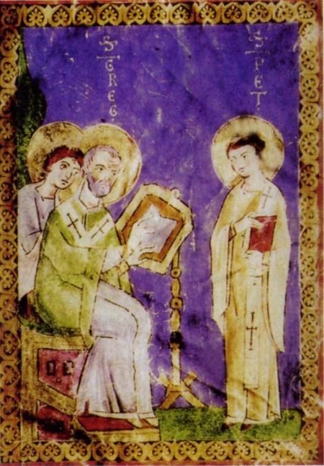 Sf Ier Grigorie Dialogul, episcopul Romei, Italia 3