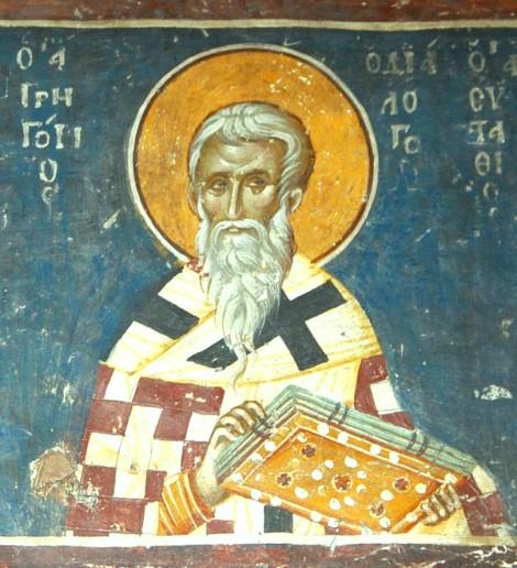 Sf Ier Grigorie Dialogul, episcopul Romei, Italia 4.1