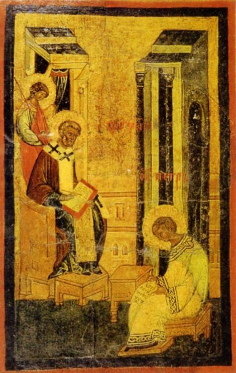 Sf Ier Grigorie Dialogul, episcopul Romei, Italia 5