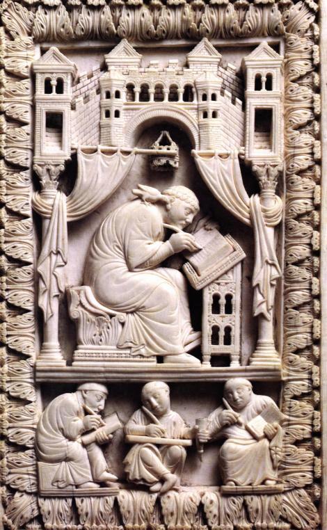 Sf Ier Grigorie Dialogul, episcopul Romei, Italia 9