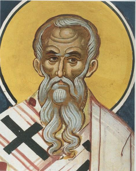 Sf Ier Sofronie, patriarhul Ierusalimului 2