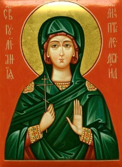 Sf Mc Iuliana din Ptolemaida, Israel 1.2