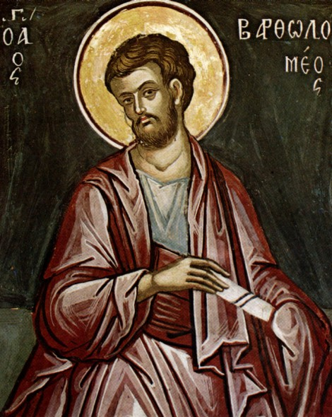 1. Aducerea moastelor Sf Ap Bartolomeu de la Anastasiopolis la Lipari (580) 9