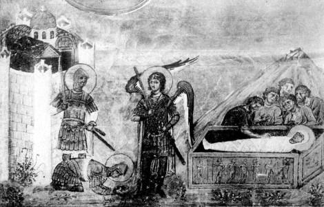 10. Adormirea Sf Isus al lui Navi (1544 i.Hr.) 4.1