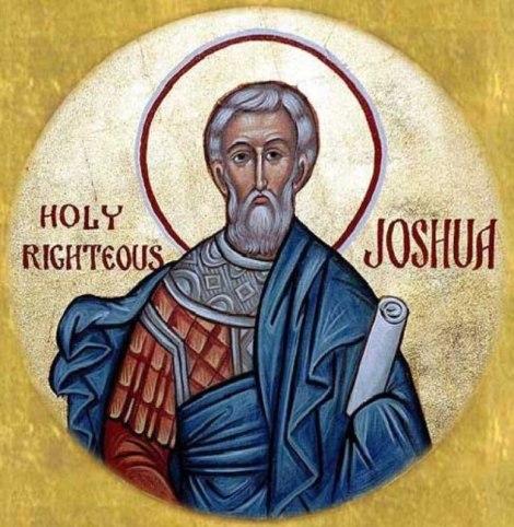 10. Adormirea Sf Isus al lui Navi (1544 i.Hr.) 7