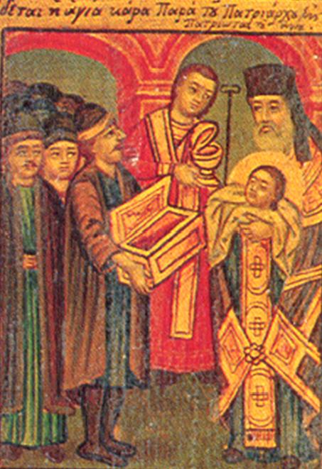 10. Sf Nou Mc Apostol din satul Aghios Lavrentios care a marturisit la Constatinopol (1686) 7.1