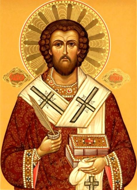 10. Sf Sf Mc Teodor, episcop al Cirenei, Libia (310) 1.1