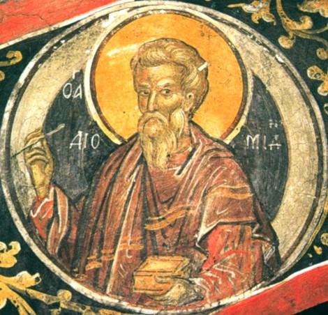 11. Sf Mc Diomid, doctor in Tarsul Siciliei, Nicomidia (298) 2.1
