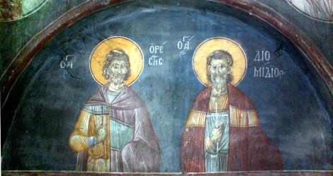 11. Sf Mc Diomid, doctor in Tarsul Siciliei, Nicomidia (298) 3.1