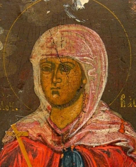 2. Sf Mc Vasa si copiii ei Teognie, Agapie si Pist (sec III) 2.2