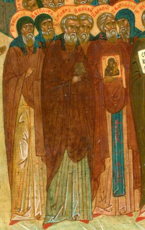3. Cuv Alipie, iconarul de la Lavra Pesterilor din Kiev (1114) 5