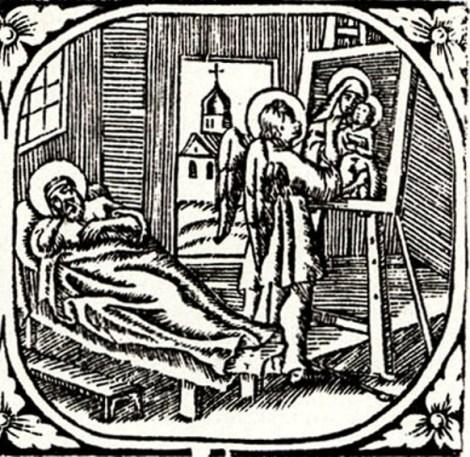 3. Cuv Alipie, iconarul de la Lavra Pesterilor din Kiev (1114) 8.4