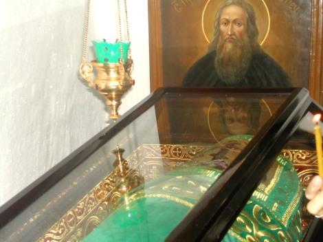 Sf Cuv Alipie Iconarul
