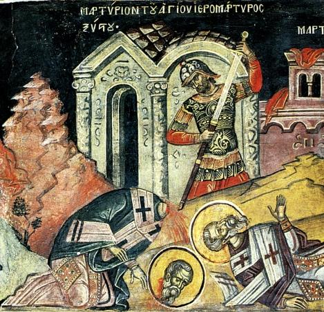 4. Sf Sf Mc Sixt, episcopul Romei 1.1