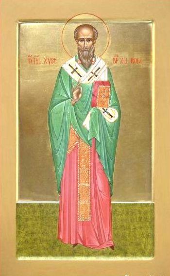 4. Sf Sf Mc Sixt, episcopul Romei 2.1