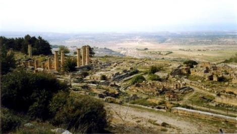 5. Sf Mc Luchie sfetnicul 3 Cirene, Libia