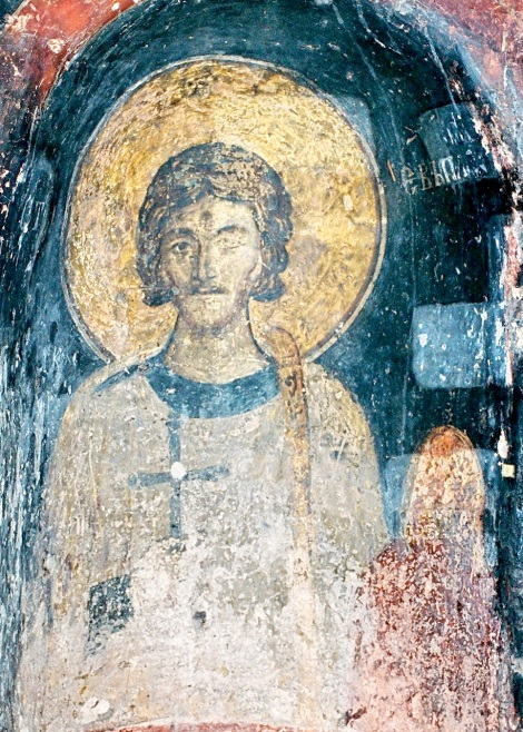 6. Sf Mare Mc Evplu, arhidiaconul din Catania, Italia (304) 3.1
