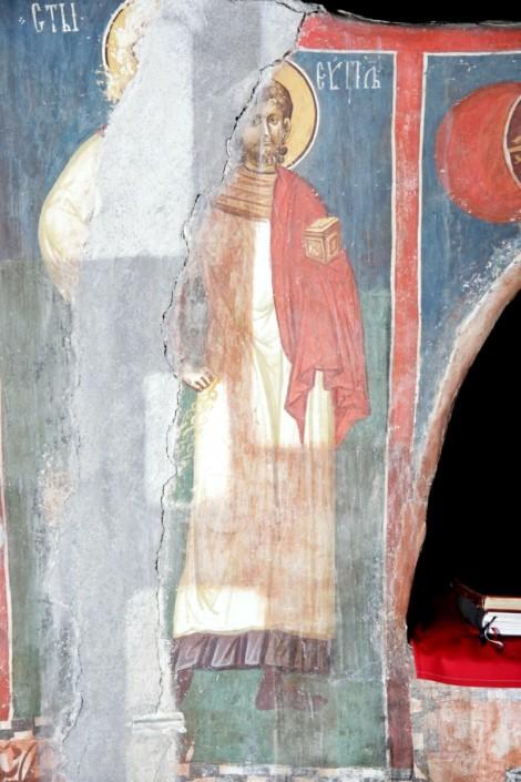 6. Sf Mare Mc Evplu, arhidiaconul din Catania, Italia (304) 6.1