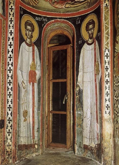 6. Sf Mare Mc Evplu, arhidiaconul din Catania, Italia (304) 8