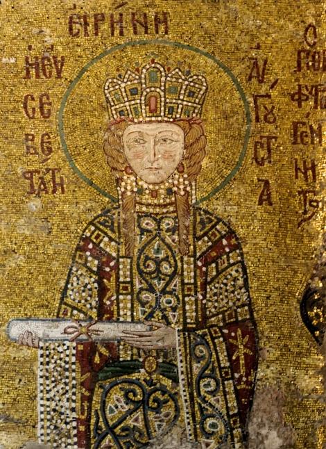 Sf Imprataeasa Irina (13 august)