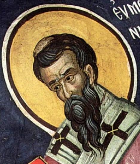 1. Sf Ier Eumenie, episcopul Gortinei din Creta (670) 3.2
