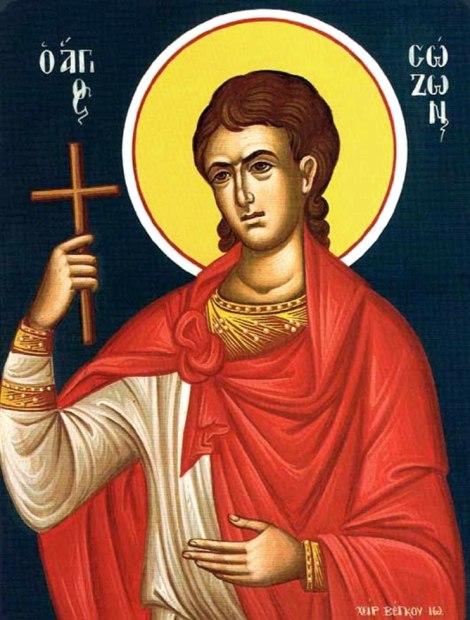 1. Sf Mc Sozont din Cilicia (304) 1.1