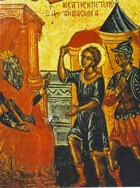 1. Sf Mc Sozont din Cilicia (304) 10.1