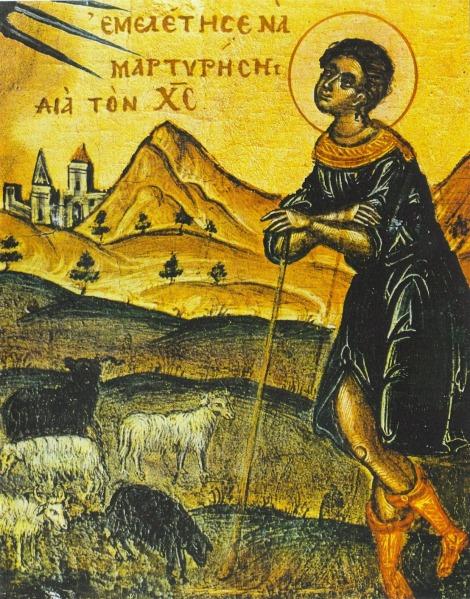 1. Sf Mc Sozont din Cilicia (304) 11.1