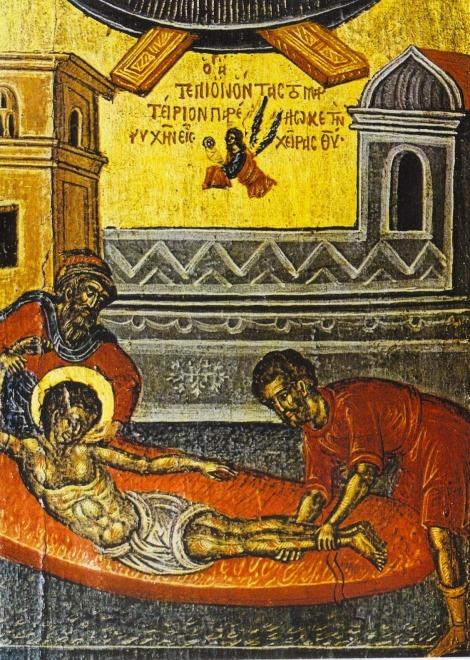 1. Sf Mc Sozont din Cilicia (304) 12.1