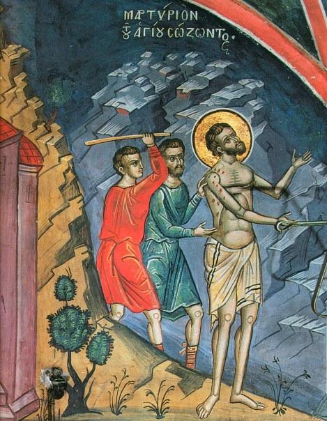 1. Sf Mc Sozont din Cilicia (304) 2.1