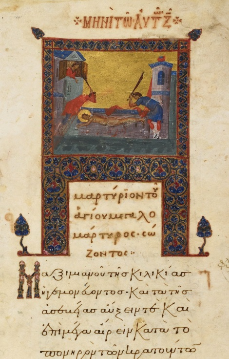 1. Sf Mc Sozont din Cilicia (304) 3.2