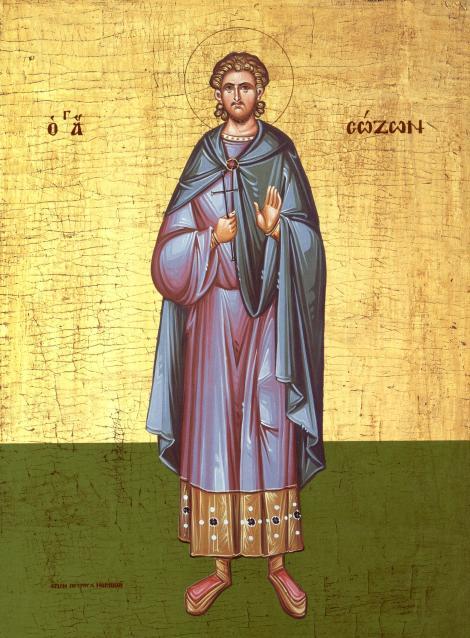 1. Sf Mc Sozont din Cilicia (304) 5.1