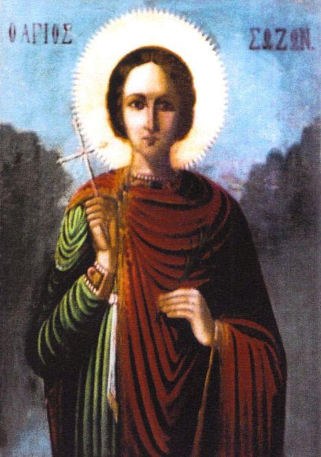 1. Sf Mc Sozont din Cilicia (304) 6.1