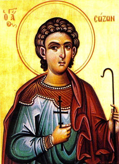 1. Sf Mc Sozont din Cilicia (304) 7.1