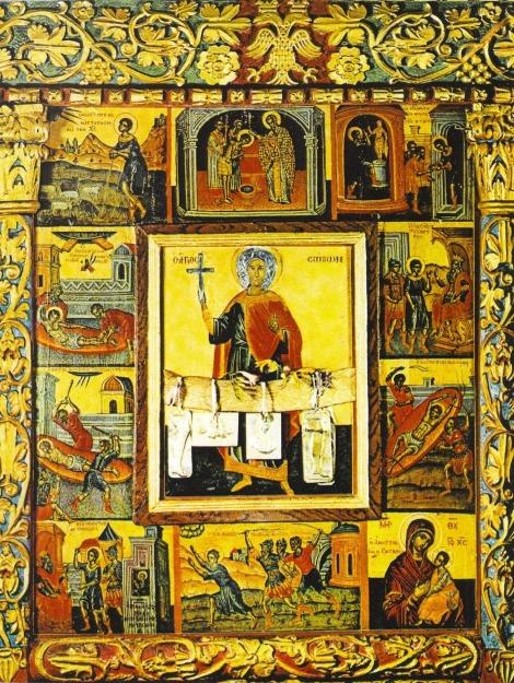 1. Sf Mc Sozont din Cilicia (304) 9.1