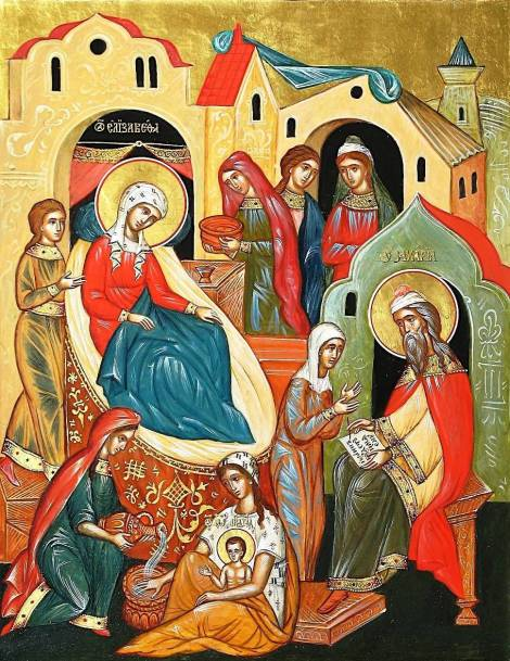 1. Zamislirea Sf Ioan Botezatorul 4.1
