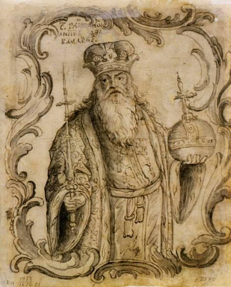 3. Sf Vladimir, luminatorul Rusiei, intocmai cu apostolii (1015) 21