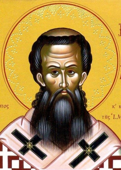 5. Sf Ier Visarion, arhiepiscopul Larisei, facator de minuni (sec XVI) 2.2